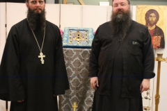 Priests at icon visit Kursk
